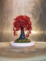 Handmade miniature trees